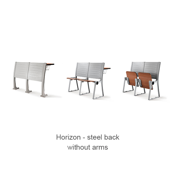 Horizon-918-steel-back-without-arms