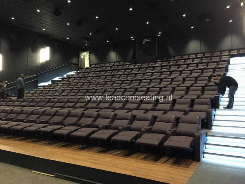big bio cinema - leadcom seating