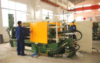 Die-casting machine