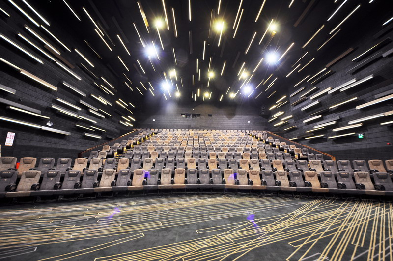 leadcom cinema seating