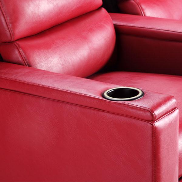 Replaceable foam padded armrest