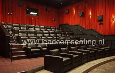 leadcom cinema seating Yelm Cinema