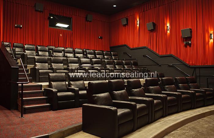 leadcom cinema seating Yelm Cinema