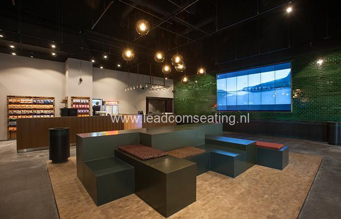 leadcom cinema seating installation Big Bio Cinema 2