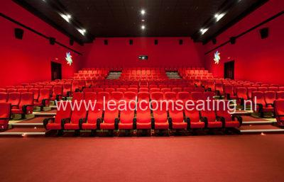 leadcom cinema seating installation CARNIVAL CINEMAS CORP 1