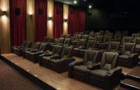 leadcom cinema seating installation Platinum Cineplex Times City 1