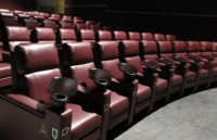leadcom cinema seating installation Premiere Cinema