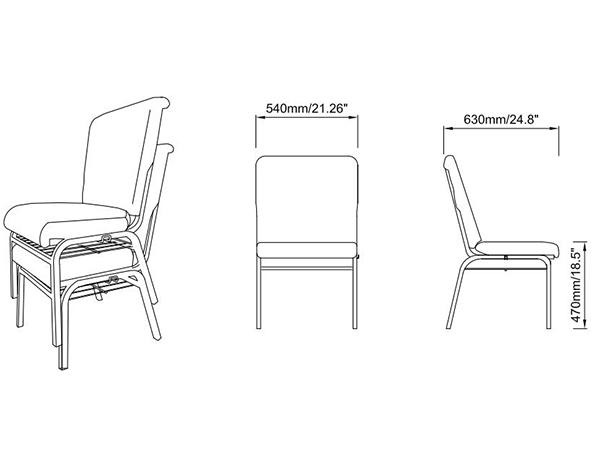 leadcom seating 522