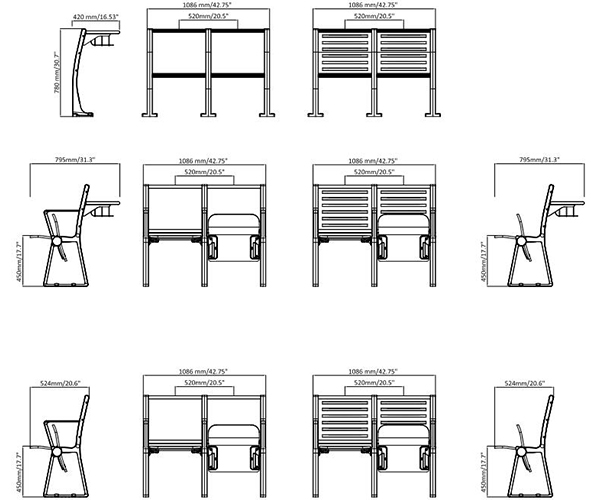 leadcom seating 918