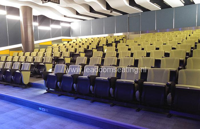 leadcom seating auditorium seating installation Farm Credit Canada
