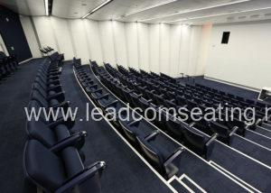 leadcom seating auditorium seating installation Glendon Canada 2