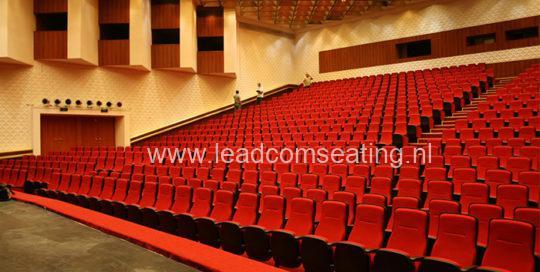 leadcom seating auditorium seating installation Izmailovo foto 1