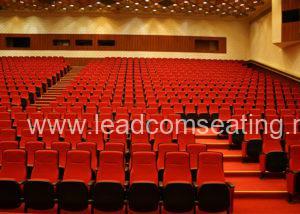 leadcom seating auditorium seating installation Izmailovo foto