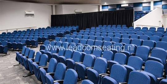 leadcom seating auditorium seating installation St Albans Baptist LS-6618 2