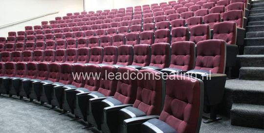 leadcom seating auditorium seating installation St Peters College