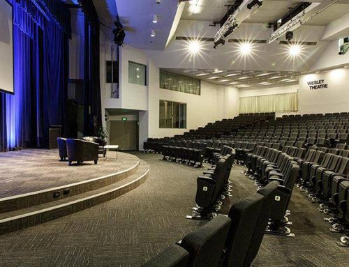 Wesley Theatre, Australia