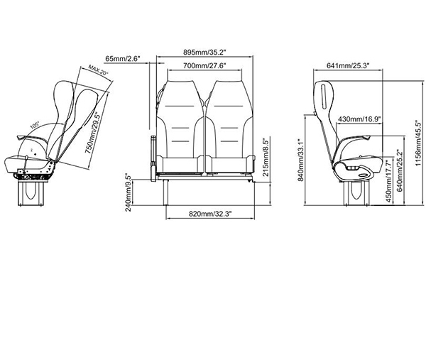 leadcom seating e1